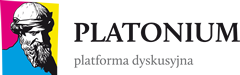 Logo Towarzystwa Platonium