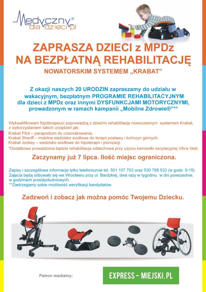 darmowa rehabilitacja